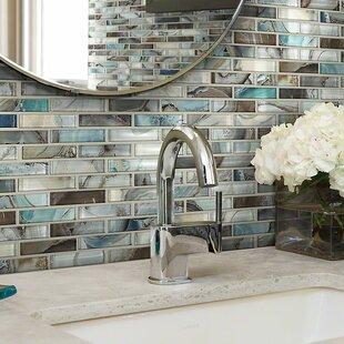 Neptune 1 X 4 Gl Mosaic Tile