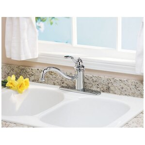Pfister Marielle One Handle Single Hole Kitchen Faucet