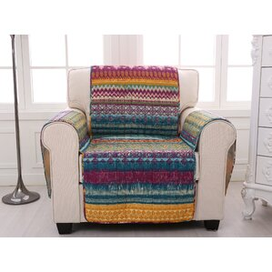 Southwest Quilted Box Cushion Slipcover by G..