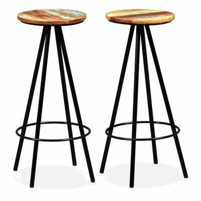 Industrial Bar Stools You Ll Love Wayfair Co Uk