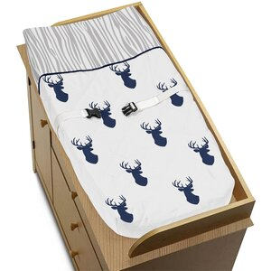 Woodland Deer Changing Pad Cover