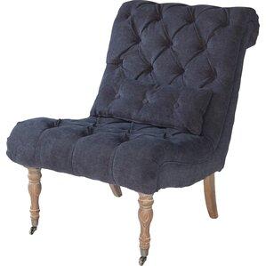 Boudoir Side Chair by Sarr..