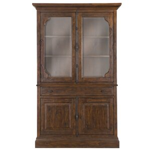 Amandier Lighted China Cabinet Top by One Allium Way