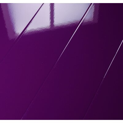 Elesgo Floor Usa 7 X 51 X 9mm Laminate Flooring In Purple Wayfair