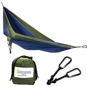 Portable Double Camping Hammock