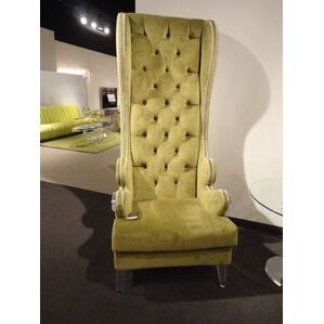 Grand Acryliwing Lounge Wingback Chair by Sh..