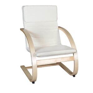 Asellus Rocking Chair by Ebern Designs