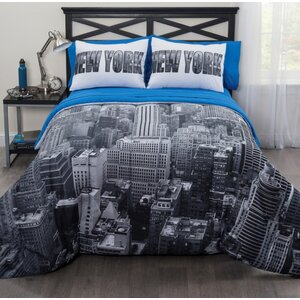 New York City Bed in a Bag Set