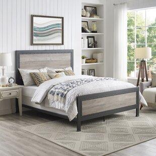 Grey Queen Size Beds You Ll Love Wayfair