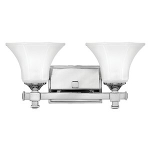 Abbie 2-Light Vanity Light