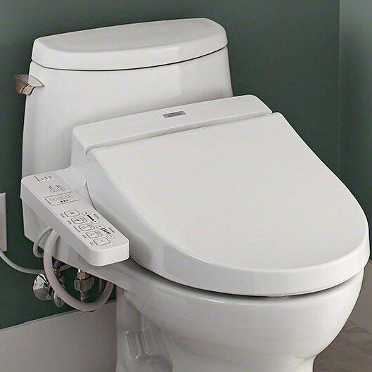 Toto Washlet toto washlet c100 toilet seat bidet reviews wayfair