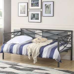 Carvell Metal Daybed by Zipcode Design
