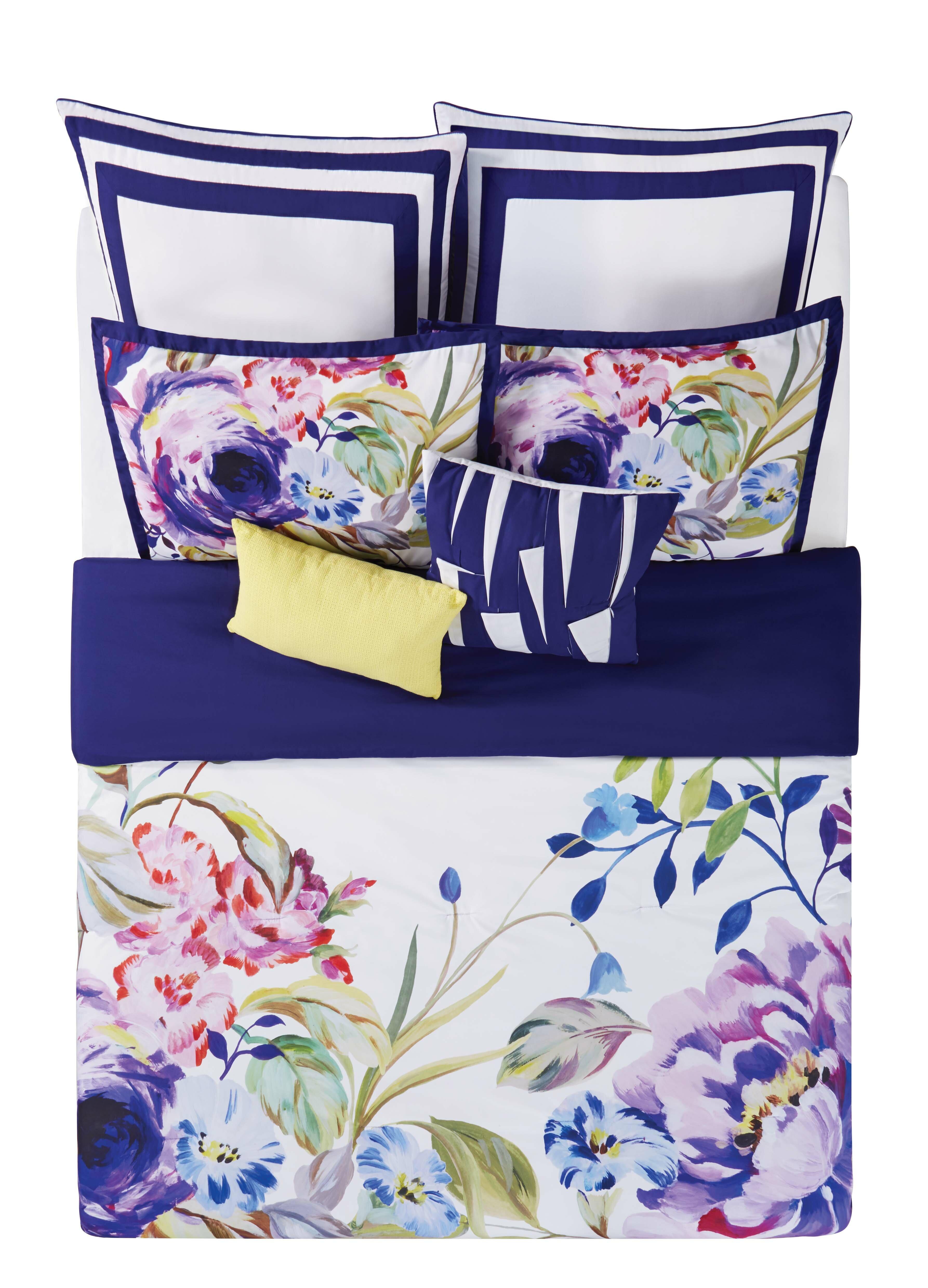 304092e47fc79 Christian Siriano Garden Bloom Comforter Set   Reviews