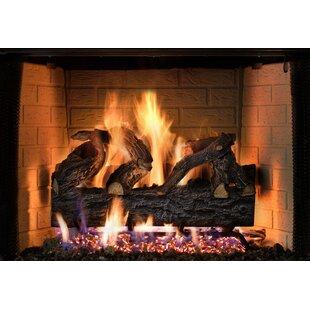 Fireplace Log Sets You\'ll Love   Wayfair