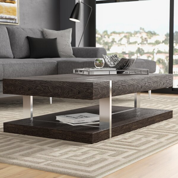 Wade Logan Daisytown Coffee Table Amp Reviews Wayfair