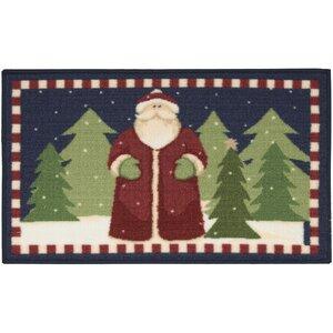 Santa Doormat