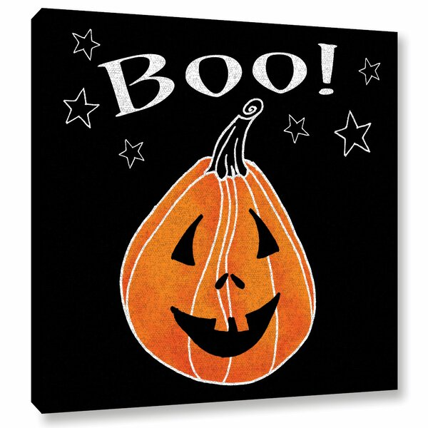 marvelous Halloween Wall Art Part - 3: Halloween Wall Art Youu0027ll Love | Wayfair