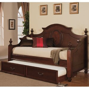 Ryals Daybed with Trundle by Harriet Bee