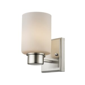 Brazelton 1-Light Bath Sconce