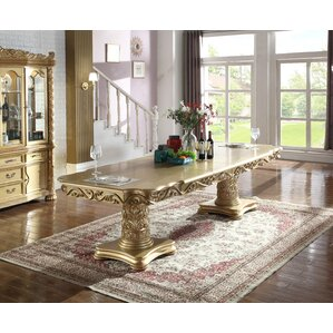 Bachus Dining Table by Astoria Grand