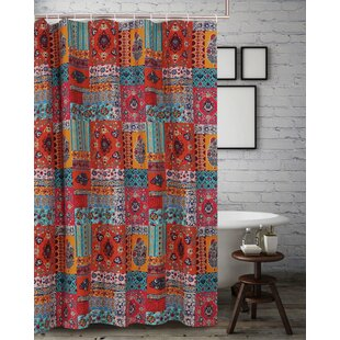Sawyers Single Shower Curtain