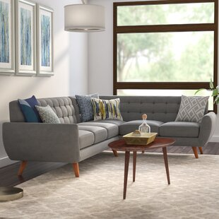 Mid Century Modern Sectionals Youu0027ll Love | Wayfair