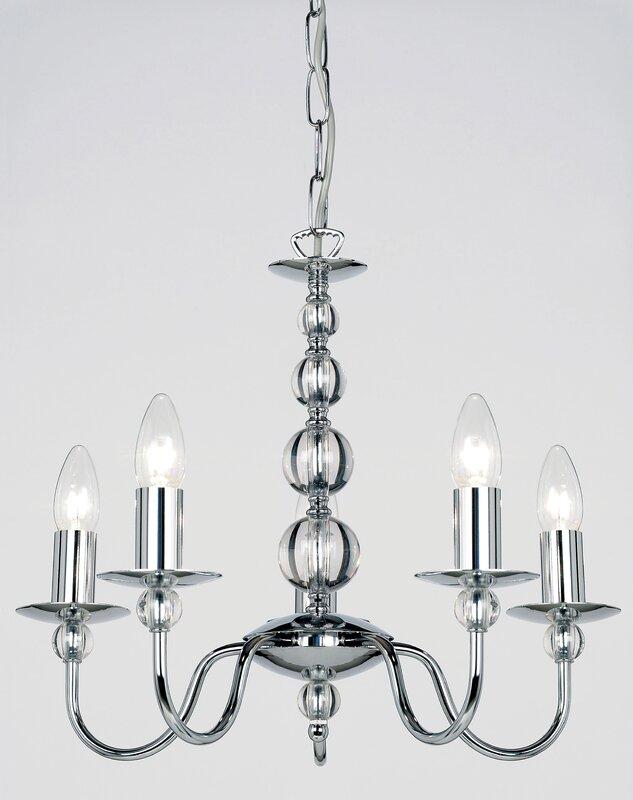 Kronleuchter 5 Flammig : endon lighting kronleuchter 5 flammig bewertungen ~ Whattoseeinmadrid.com Haus und Dekorationen
