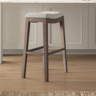 Duboce Upholstered 30'' Bar Stool