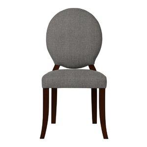 Lashley Wood Legs Side Chair (Set of 2) (Set of 2) by Red Barrel Studio