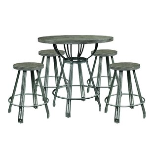 Farnsworth 5 Piece Counter Height Dining Set