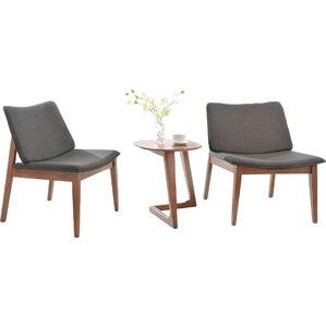 Newburgh Modern Side Chair (Set of 2)