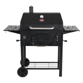 Vision Grills C Series Kamado Charcoal Grill with Smoker & Reviews