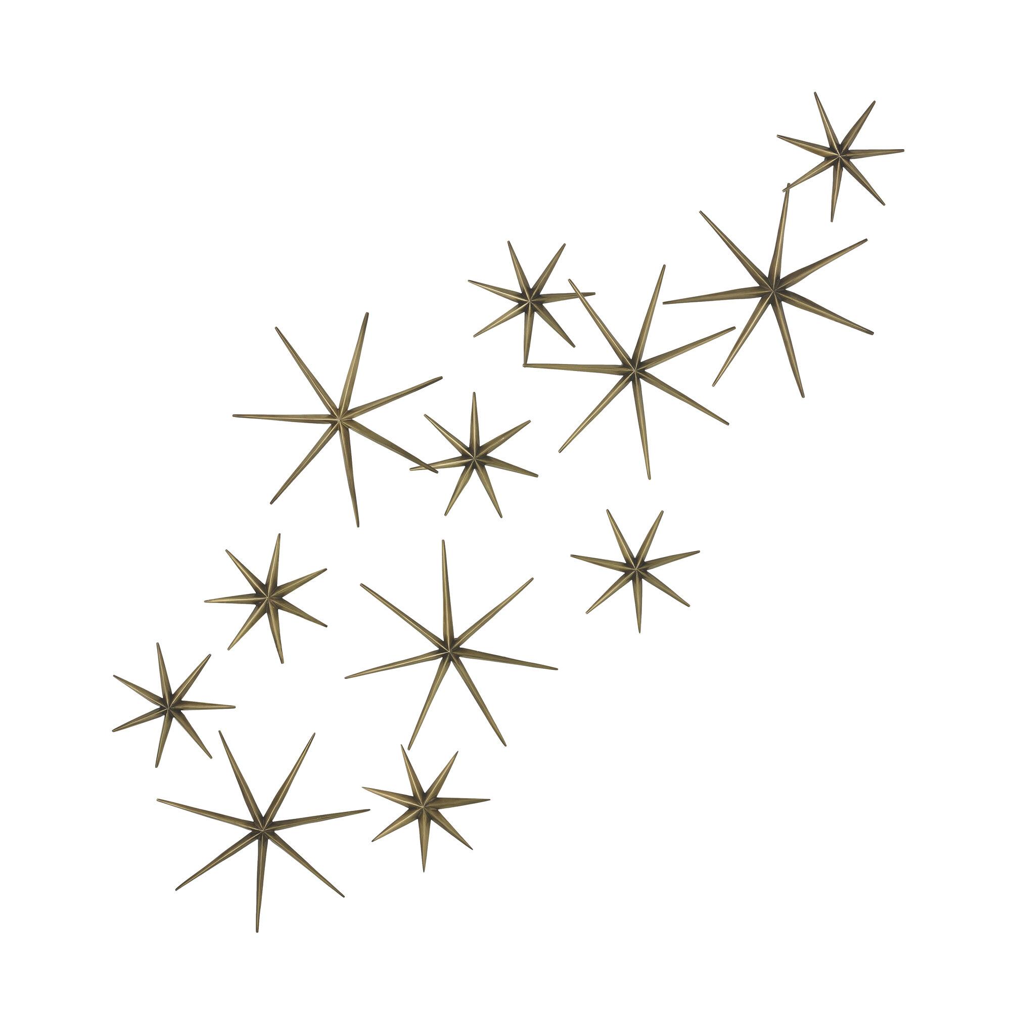 birch decor d sea lane wall frame pdp with star cor