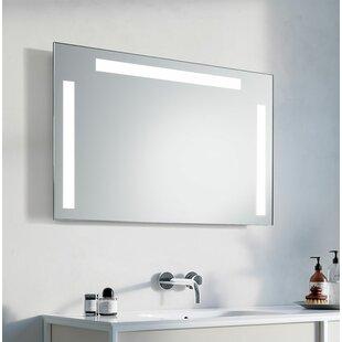 Led Bathroom Mirror Shaver Wayfair Co Uk