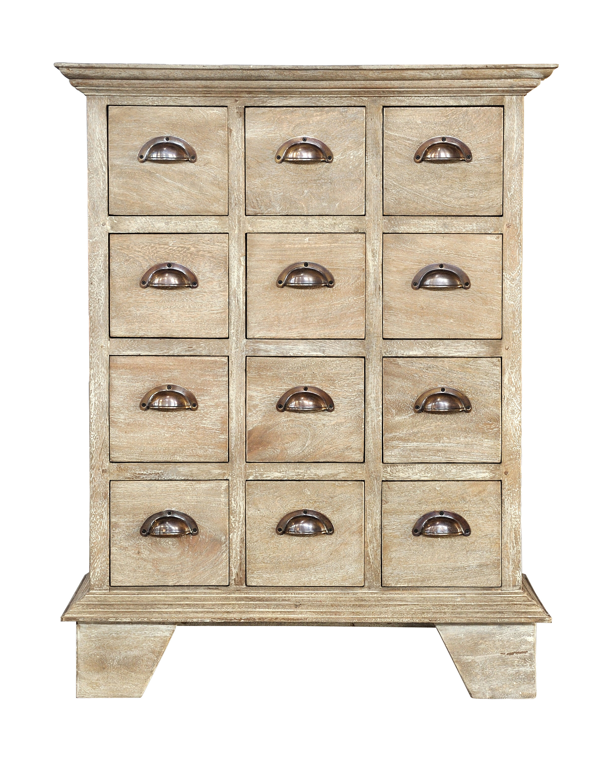 Casual elements 12 drawer accent chest wayfair
