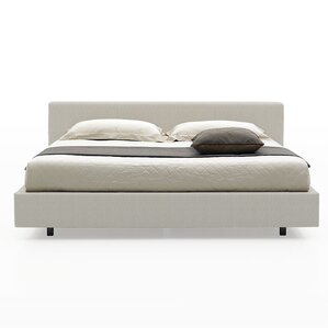 Upholstered Platform Bed by Argo Furniture