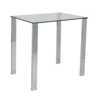 Bergenfield 3 Piece Pub Table Set