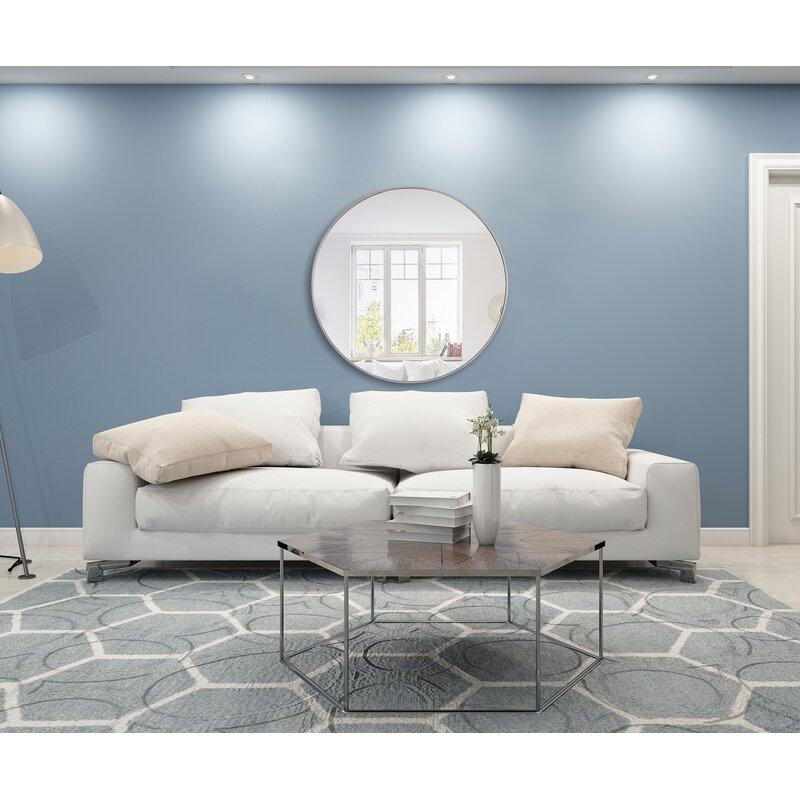 Greyleigh Needville Modern & Contemporary Beveled Accent Mirror ...