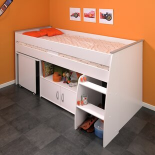 Posadilla Super King Mid Sleeper Bed by Home Loft Concept