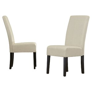 Merrin T Stitch Upholstered Dining Chair Set Of 2