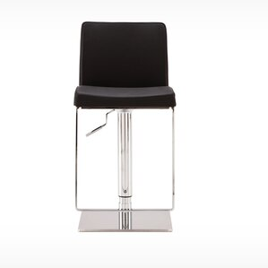 Adjustable Height Bar Stool by EQ3