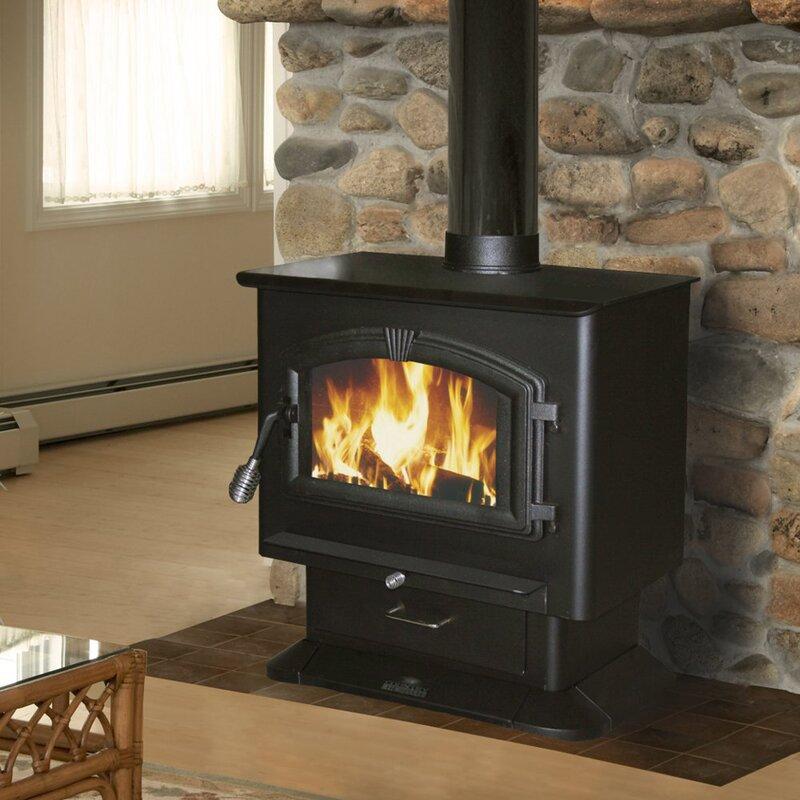 Us Stove Direct Vent Wood Burning Stove Reviews Wayfair