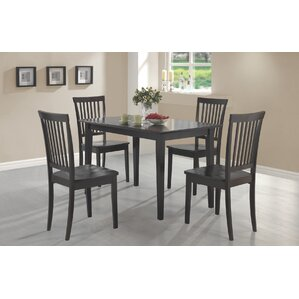 Sheridan 5 Piece Dining Set by Alcott Hill
