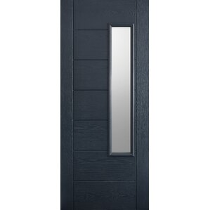 Newbury GRP Glazed External Door  sc 1 st  Wayfair & External Doors Front Doors u0026 Composite Doors | Wayfair.co.uk pezcame.com