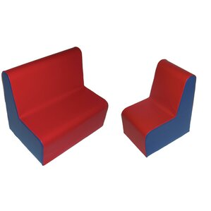 2 Piece Soft Seating by Benee's