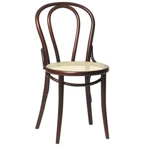 Wood Solid Wood Dining Chair by Malik Gal..