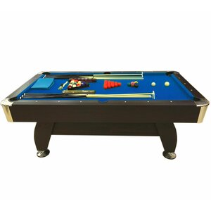7' Pool Table with Snooker Full Set Accessories