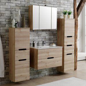 4-tlg. Badezimmer-Set Modena von Held Möbel