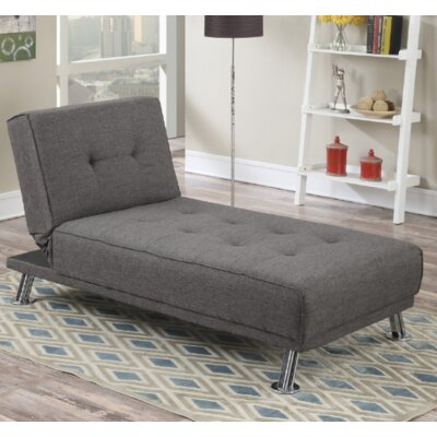 A&J Homes Studio Janine Chaise Lounge & Reviews
