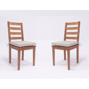 Zimmer Solid Wood Dining Chair (Set Of 2) Looking for
